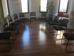 Inchiriere sala de curs/workshop/sedinte/interviuri
