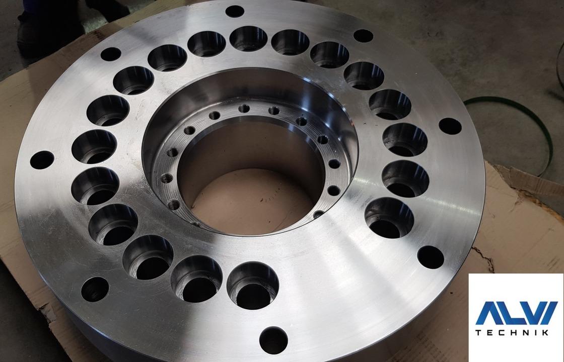 Realizare Piese Unicat| Strunjire CNC | Frezare CNC | Alvi Technik | Prelucrari mecanice