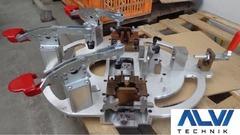 Prelucrari mecanice | Strunjire CNC | Frezare CNC | Alvi Technik