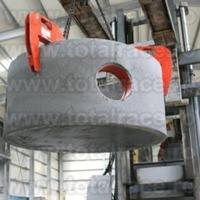 Dispozitive manevrare tuburi de beton