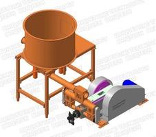 Presa brichetat mecanica BT-070-800Max