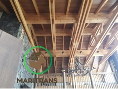 Constructii din lemn (pensiuni,case,foisoare,sarpante)