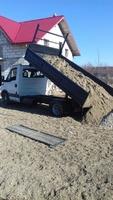 Transport basculabil nisip, pietriș, sort , balast, pământ, moloz, gunoi grajd. . . Etc