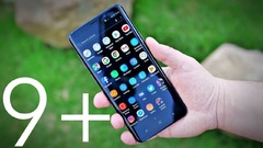 Super Samsung Galaxy S9 PLUS, 4G dual sim, 64gb, 6gb ram, 4K