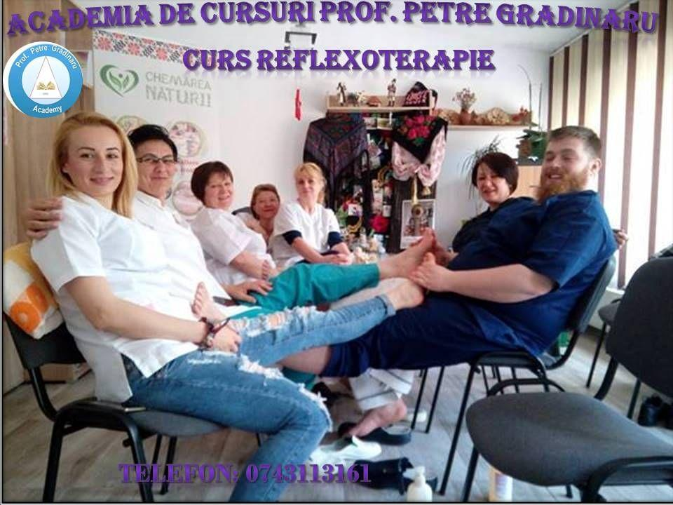 Curs Specializare Reflexoterapie