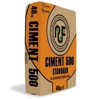 Ciment marca Cem I 42,5 N.