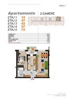 Apartament 2 camere la 100 m de statia metrou dimitrie leonida