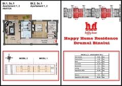 Apartament 2 camere, decomandat, finisat, Lidl Metalurgiei