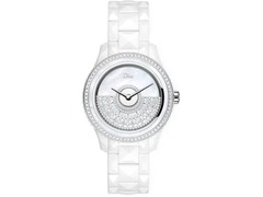 Christian Dior VIII Grand Bal White Pearl & Diamond