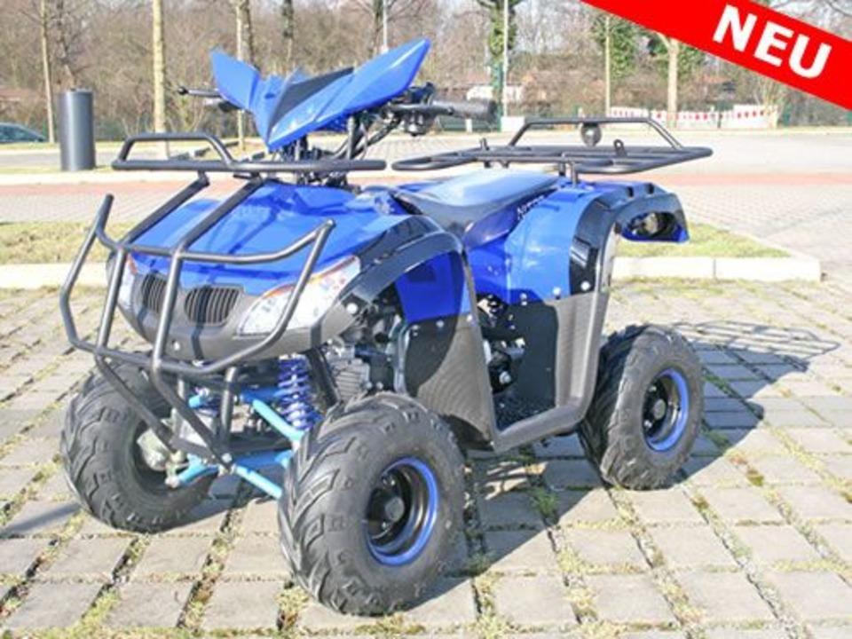 ATV Model:Bmw,Motor 125cc (Roti 7 inch)