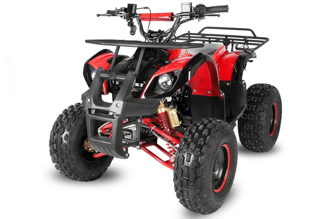 ATV Model:Toronto NOU! Motor Fiabil 125cc (Roti 8 inch)