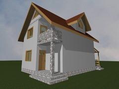 Construim case la rosu si la cheiein Roman si imprjurimi