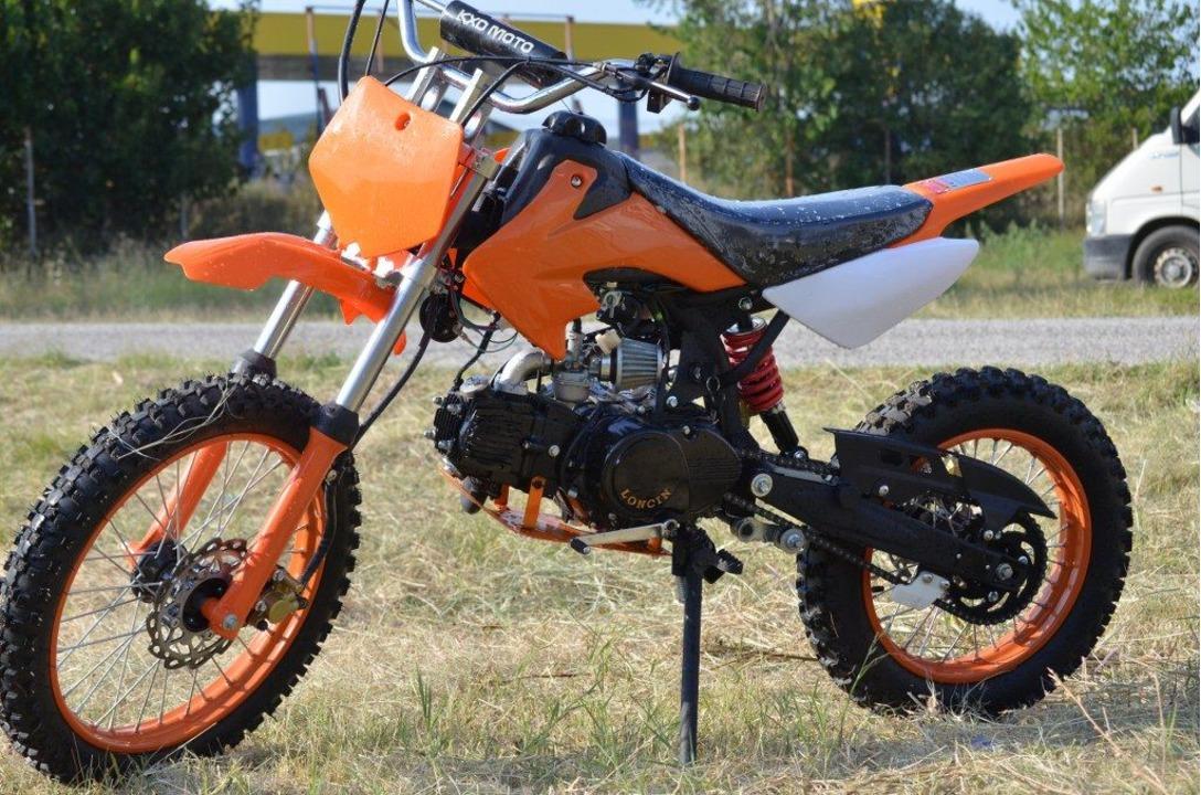 OFERTA:Motocross DB607 125Cc  Livrare 24/48h