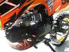 OFERTA:Motocross DB608 125Cc  Livrare 24/48h