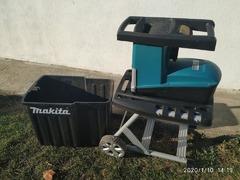 Tocator electric crengi MAKITA