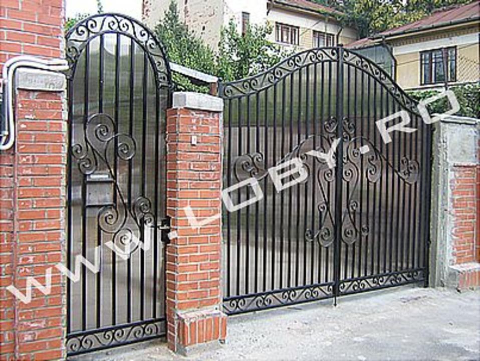 Garduri metalice la OFERTA