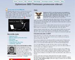 Optimizare SEO Timisoara administrare promovare