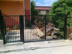 Confectii Metalice Bucuresti  - Garduri si Porti Metalice