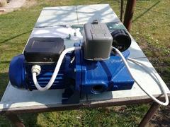 Pompa hidrofor cuplat cu motor fara rezervor